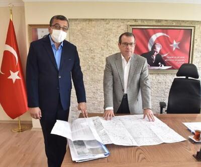 Çan Belediye Başkanı Öz, OSB başvuru sürecini başlattı