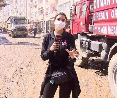 Son Dakika Haberi! Giresun çamur deryası oldu | Video