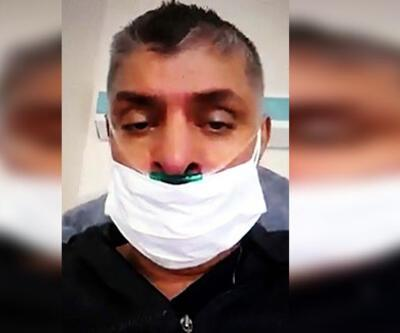Koronavirüse yakalanan hasta yaşadıklarını anlattı