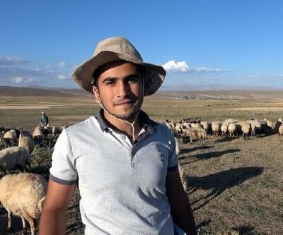 Son dakika.. Çobanlık yaparken üniversiteye hazırlanan Vanlı Muhammet, tıp fakültesini kazandı