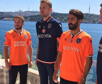 Son dakika... İşte Başakşehir'in yeni sezon formaları