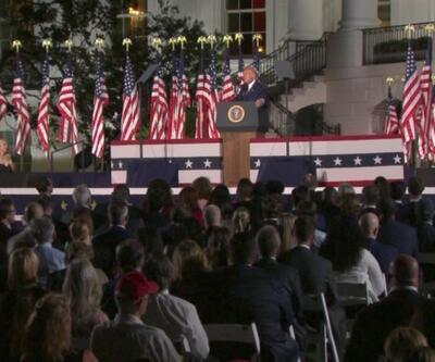 Trump resmen adaylığı kabul etti | Video