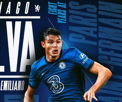Son dakika... Thiago Silva resmen Chelsea'de