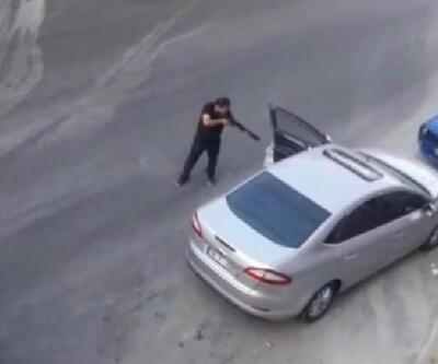 Son dakika.. Yol ortasında pompalı saldırı
