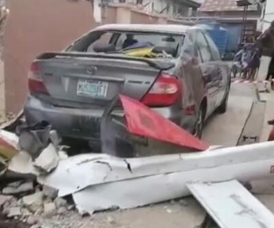 Son dakika.. Nijerya'da helikopter düştü: 2 ölü