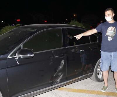 Son dakika... Trafikte tartıştığı Belediye Başkanı ve korumasından şikayetçi oldu