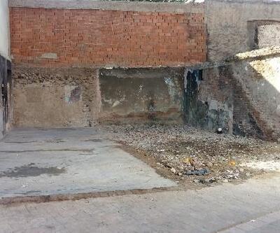 Bağlar'da metruk yapılar yıkıldı