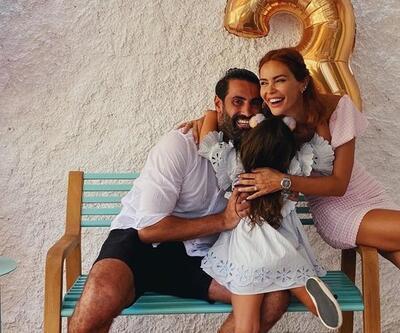 Zeynep Sever Demirel-Volkan Demirel çiftinin kızları Yeda üç yaşında
