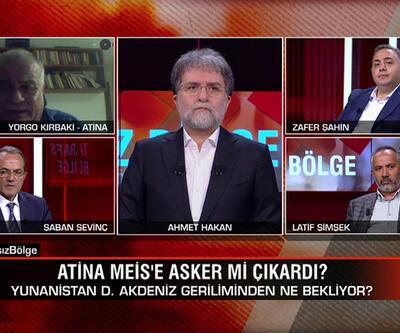 Yunanistan savaşı göze alır mı? Atina, Meis Adası'na neden asker çıkardı? Tarafsız Bölge'de konuşuldu