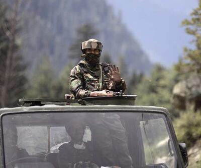 Son dakika... Hindistanve Çin askerleri tartışmalı sınırda ikinci kez görüştü