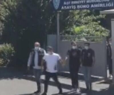 Tabancayı sokağa atıp kaçtılar | Video