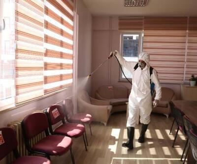 Mudanya'da koronavirüs tedbirleri artırıldı