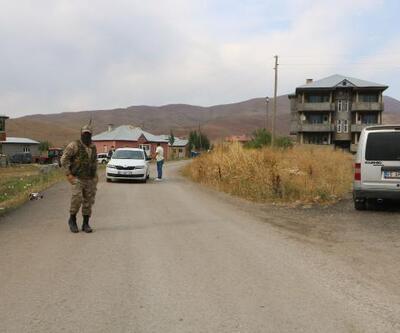 Son dakika.. Yüksekova'da 1 köy karantinaya alındı