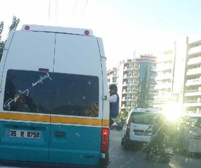 Son dakika.. İzmir'de tepki çeken görüntü