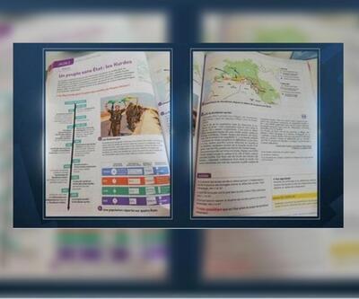 Fransa'daki kaynak kitapta terör örgütü propagandası | Video