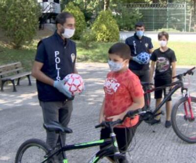Son Dakika Haberleri. Çalınan bisikletleri geri aldılar | Video