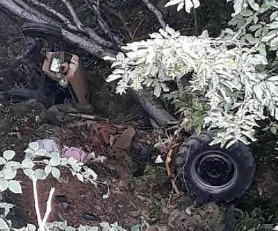 Samsun'da korkunç kaza! Anne öldü, oğlu ağır yaralı