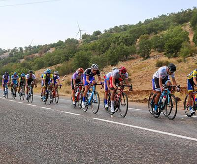 Erciyes Uluslararası Bisiklet Yarışları'nın Kapadokya etabı tamamlandı | Video