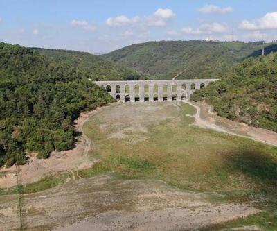 Son dakika... İstanbul'un barajlarında doluluk oranı yüzde 45'in altına indi