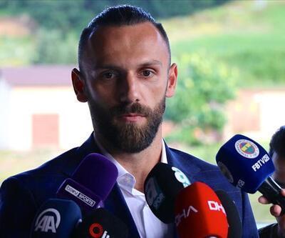 Vedat Muriç Lazio'ya imzaya gidiyor