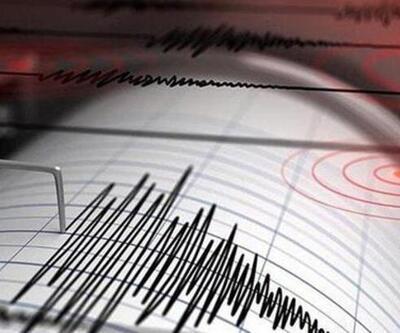 İstanbul'da deprem mi oldu son dakika! Tekirdağ'da deprem! Çanakkale'de deprem mi oldu? Şarköy son depremler
