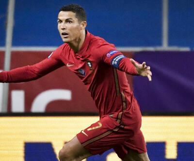 Ronaldo milli formayla 100 golü geçti!