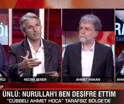 'Cübbeli Ahmet Hoca' CNN TÜRK'te: Nurullah'ı ben deşifre ettim   Video