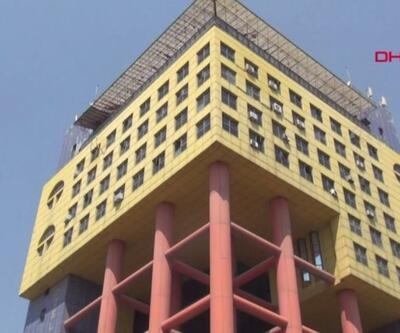 En saçma binaya rekor fiyata talip | Video