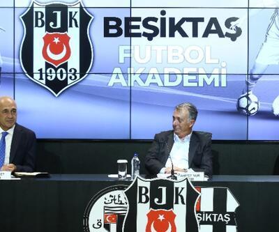 Beşiktaş'ta Mehmet Ekşi dönemi başladı