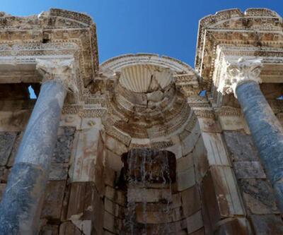 Antoninler Çeşmesi'ne ilgi