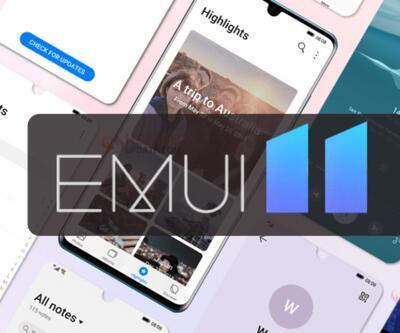 EMUI 11 alacak Huawei modelleri belli olmaya başladı