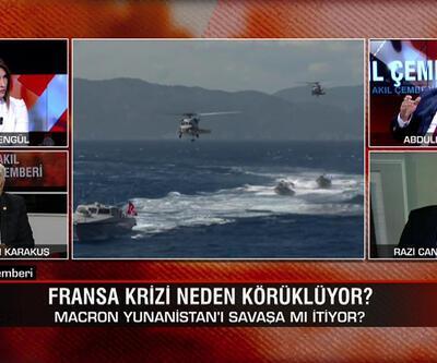 Macron kriz mi çözüm mü istiyor? Yunanistan neden silahlanıyor? 11 Eylül dünyada neyi değiştirdi? Akıl Çemberi'nde konuşuldu
