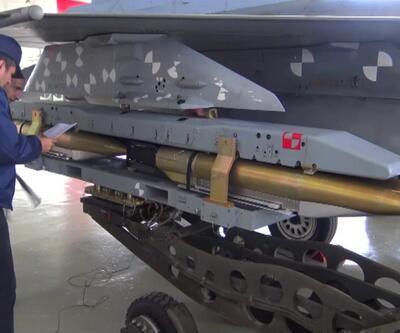 Son Dakika: ASELSAN'dan F-16'lar için minyatür bomba   Video
