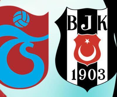 Trabzonspor – Beşiktaş maçı saat kaçta, hangi kanalda? TS – BJK maç saati