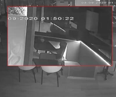 Canı pahasına hırsızlık yaptı | Video