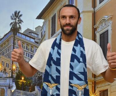 Vedat Muriç Lazio'ya imzaya gitti