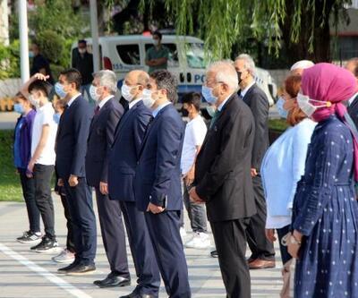 Bolu'da İlköğretim Haftası töreni