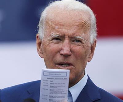 Joe Biden'dan ABD Başkanı Trump'a: İklim kundakçısı