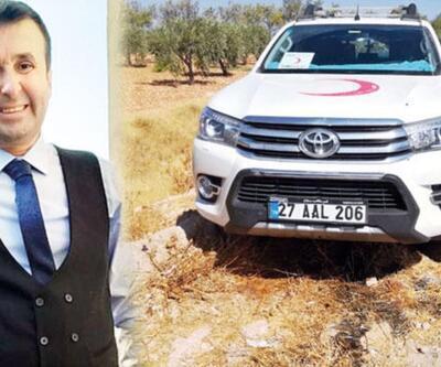 Kızılay ekibine hain saldırı: İnsanlığı vurdular