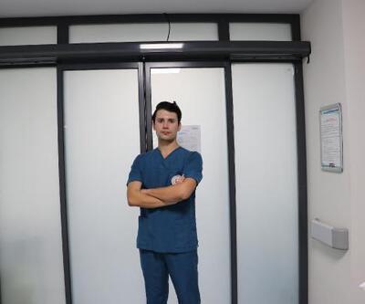 Son dakika.. Pandemi ile mücadele eden doktor, anne ve babasını 7 aydır görmüyor