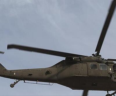 Son dakika... 'ABD ordusuna ait askeri helikopter Suriye'de düştü' iddiası