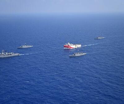 """Doğu Akdeniz'de gerilim sürüyor: """"Atina'ya suçüstü"""""""