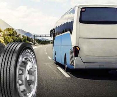 Otobüslere yeni seri lastik