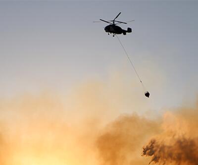 Son dakika haberi... Antalya'da orman yangını