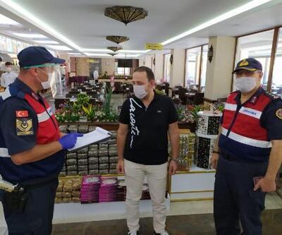 Gerede'de koronavirüs tedbirlerine uymayanlara para cezası