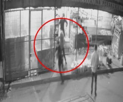 Market gaspçıları yakalandı | Video