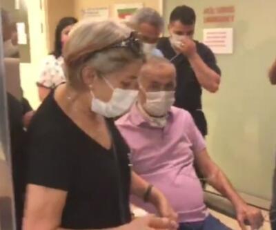 Koronavirüsü yendi, 5 buçuk ay sonra  evine döndü   Video