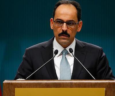 Son dakika haberi: Cumhurbaşkanlığı Sözcüsü Kalın'dan AB'ye Doğu Akdeniz çağrısı   Video