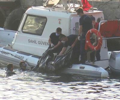 Son dakika... Eminönü'nde acı haber... Denizde cansız beden bulundu