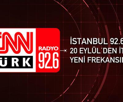 CNN TÜRK Radyo İstanbul'da yeni frekansında
